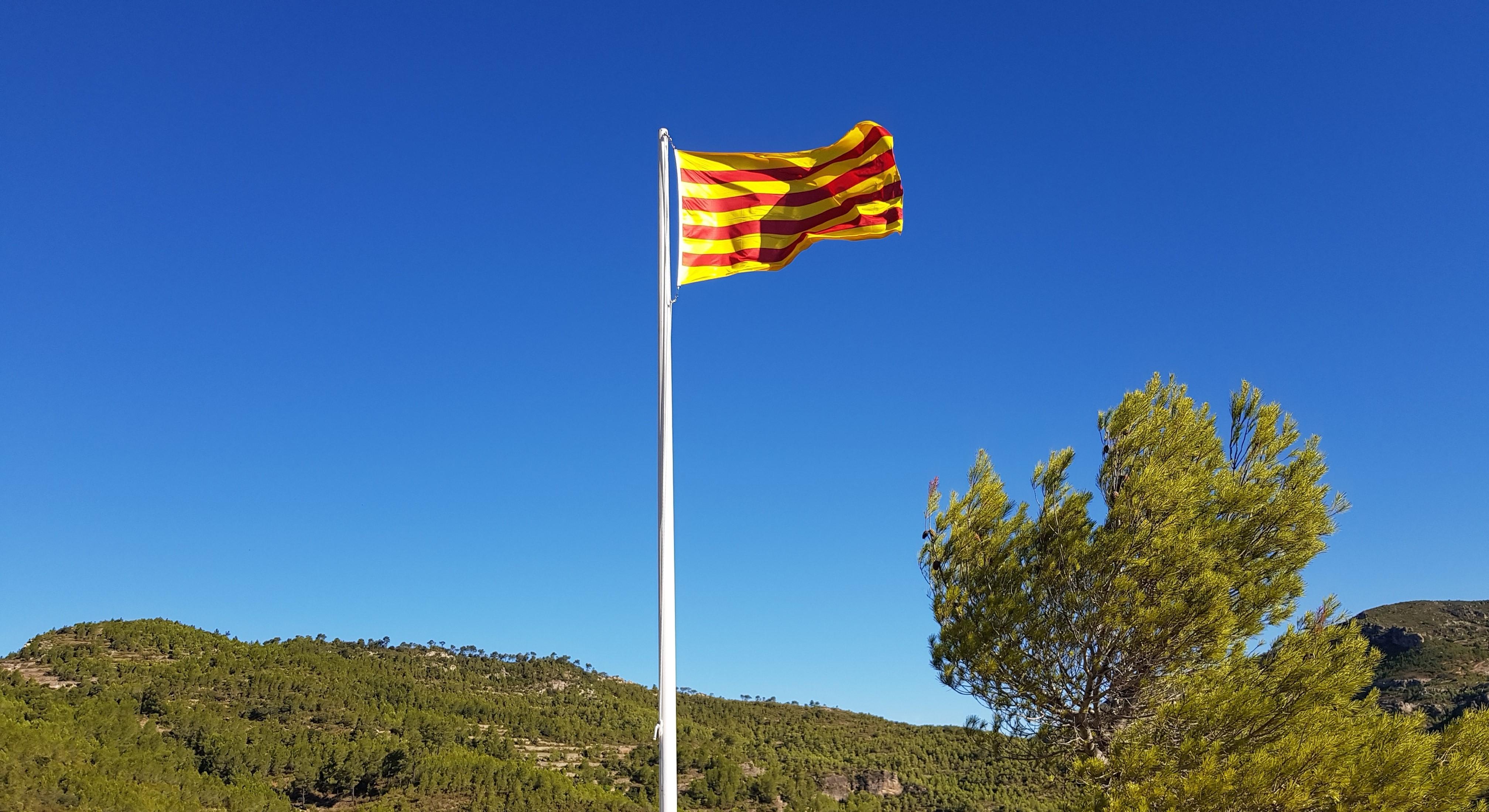 Actes per la Diada Nacional de Catalunya / 11-09-2021, a l'Hospitalet de l'Infant, Vandellòs, Masriudoms i Masboquera