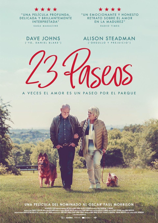 Cinema: 23 PASEOS