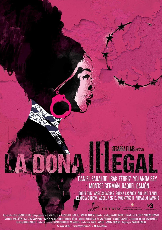 Cinema cicle gaudí: La dona il·legal / 23-09-2021, a les 19 h, a l'Hospitalet de l'Infant