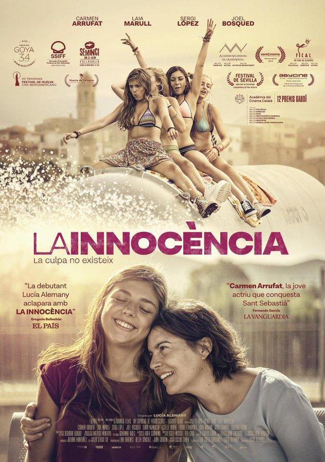 Cinema Cicle Gaudí: LA INNOCÈNCIA