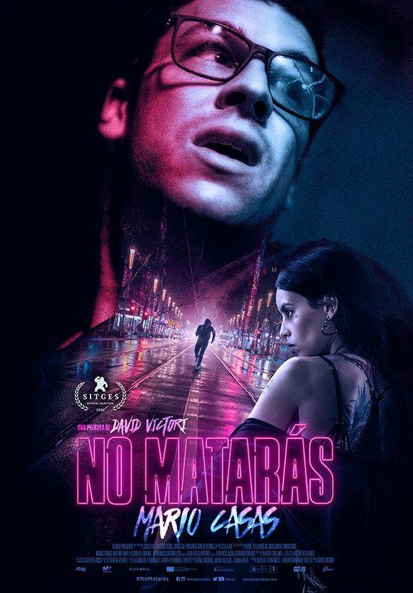 Cinema cicle gaudí: No matarás / 02-09-2021, a les 19 h, a l'Hospitalet de l'Infant