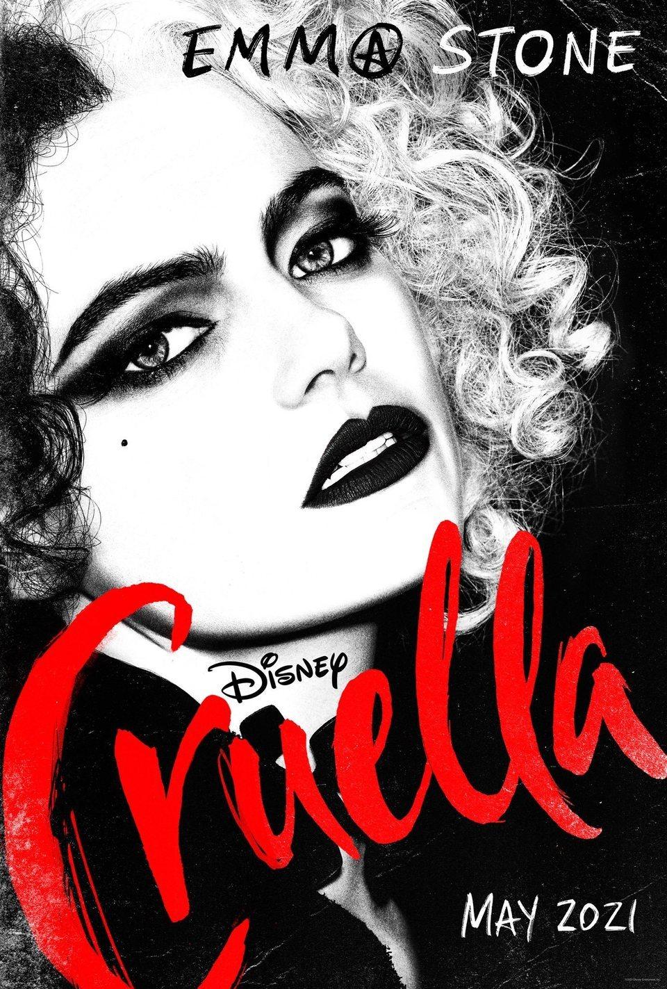 Cinema d'estiu: CRUELLA / 19-07-2021, a les 22 h, a Vandellòs