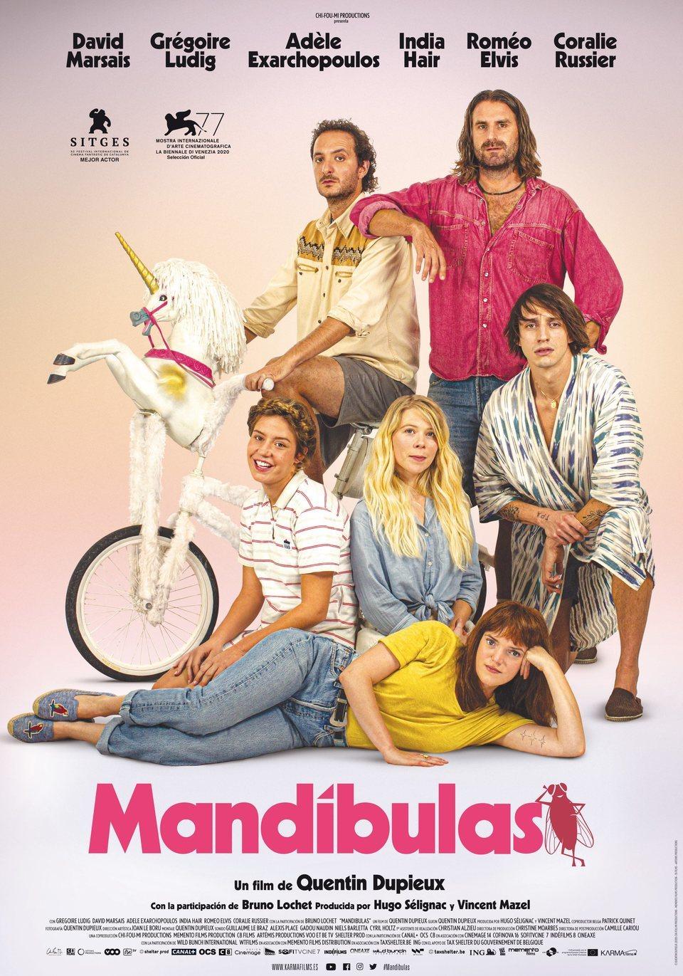 Cinema d'estiu: MANDÍBULAS / 05-07-2021, a les 22 h, a Vandellòs