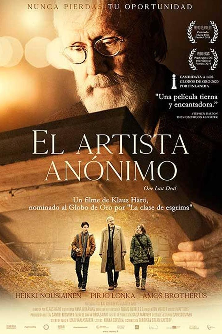 Cinema: EL ARTISTA ANÓNIMO