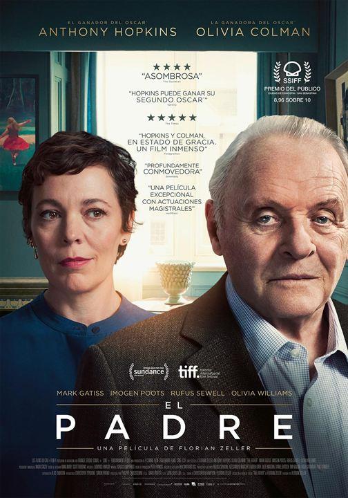 Cinema: EL PADRE / 14-03-2021, a les 18.00 h - Auditori Vandellòs