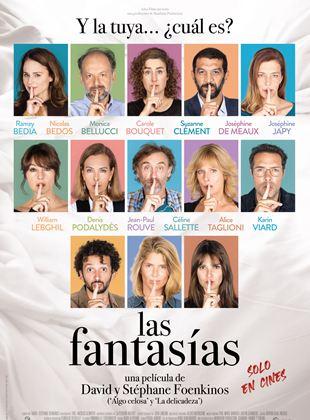 CINEMA: Las fantasías / 06-11-2021, a les 18 h, a l'Hospitalet de l'Infant