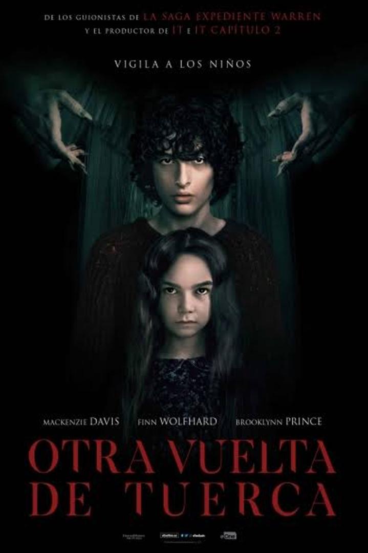 Cinema: OTRA VUELTA DE TUERCA