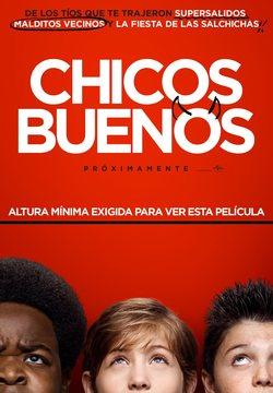 Cinema sota les estrelles: CHICOS BUENOS / 01-07-2021, a les 22 h, a l'Hospitalet de l'Infant