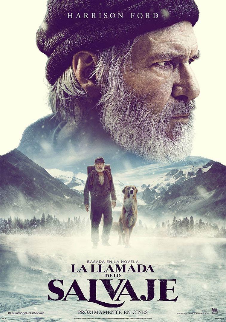 Cinema sota les estrelles: LA LLAMADA DE LO SALVAJE / 29-07-2021, a les 22 h, a l'Hospitalet de l'Infant