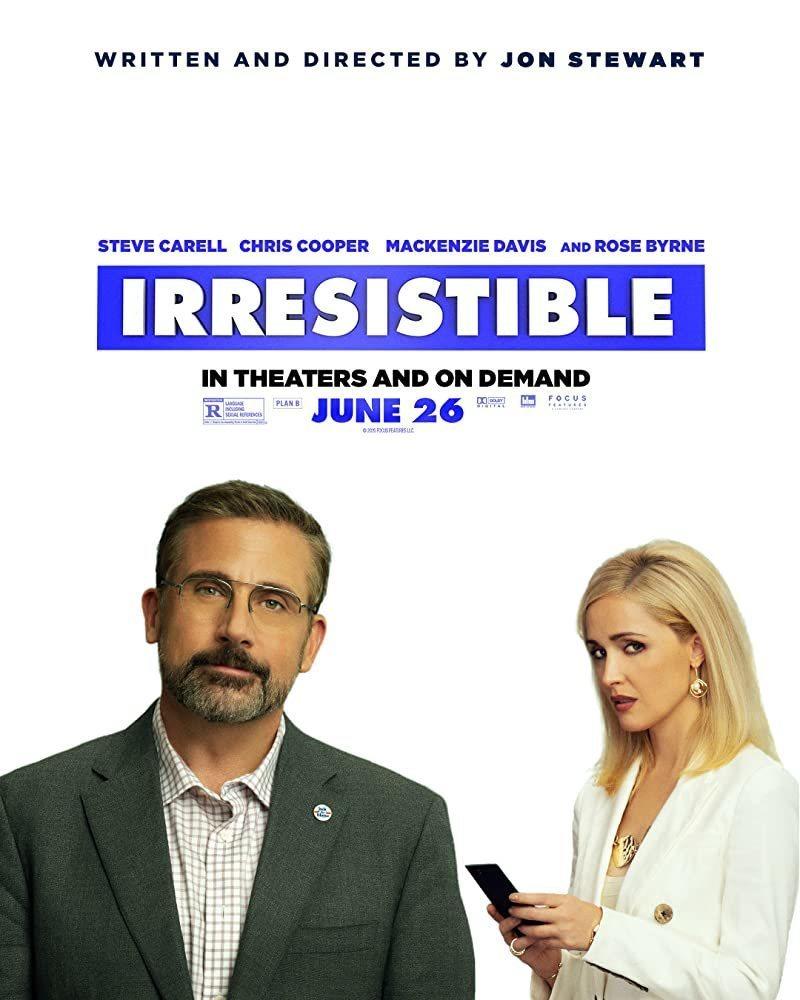 Cinema sota les estrelles: UN PLAN IRRESISTIBLE / 26-08-2021, a les 22 h, a l'Hospitalet de l'Infant