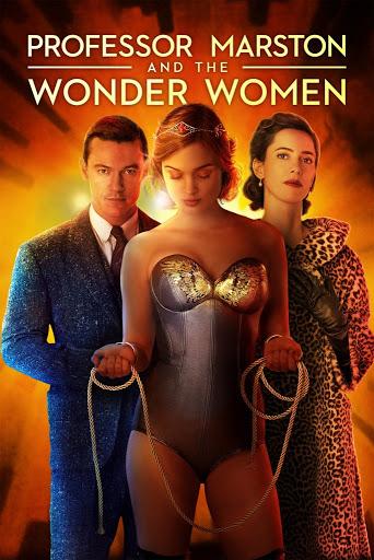 Cinema: WONDER WOMEN Y EL PROFESOR MARSTON / 11-03-2021, a les 19.00 h