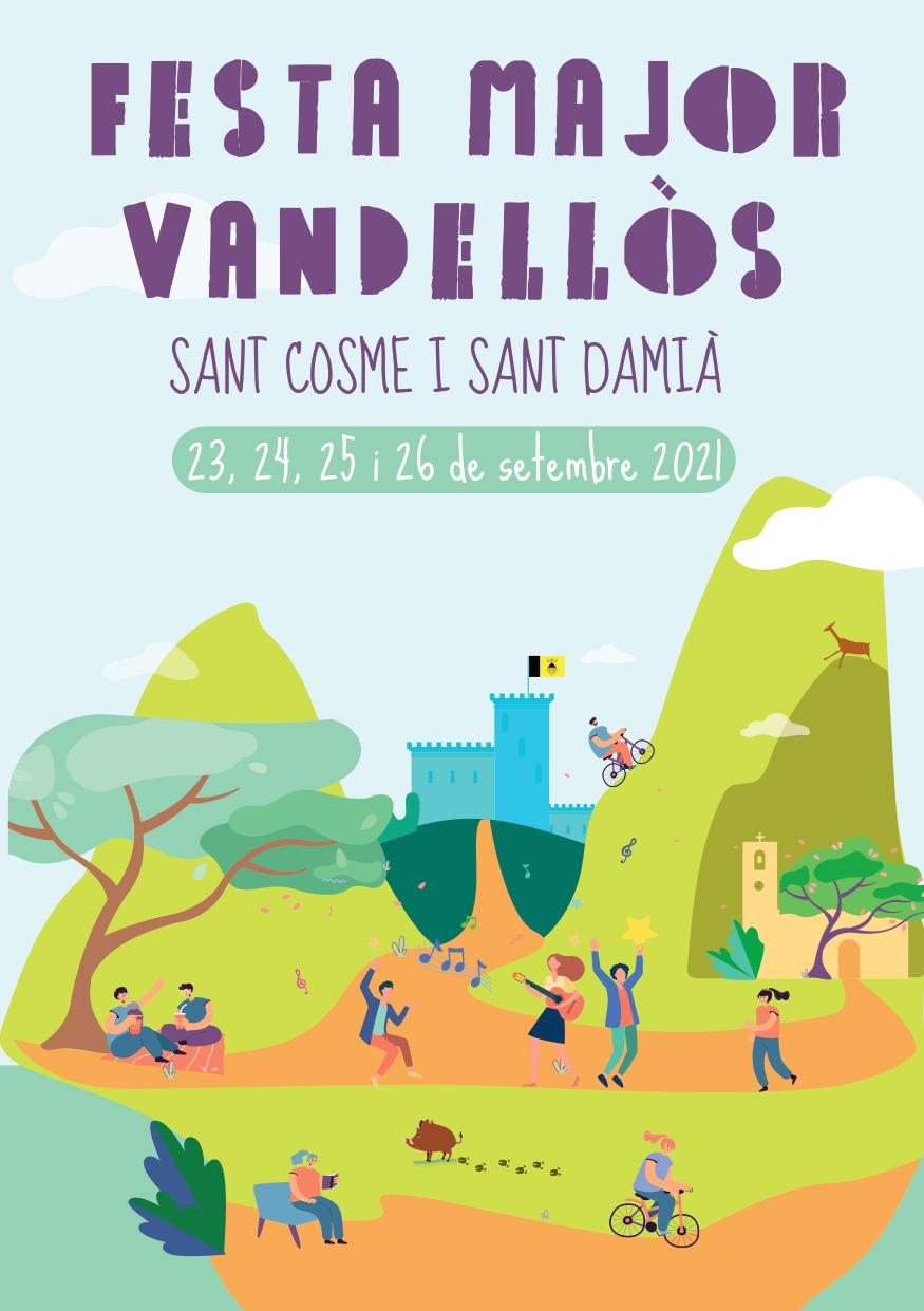 Festa Major de Vandellòs / Del 23 al 26 de setembre