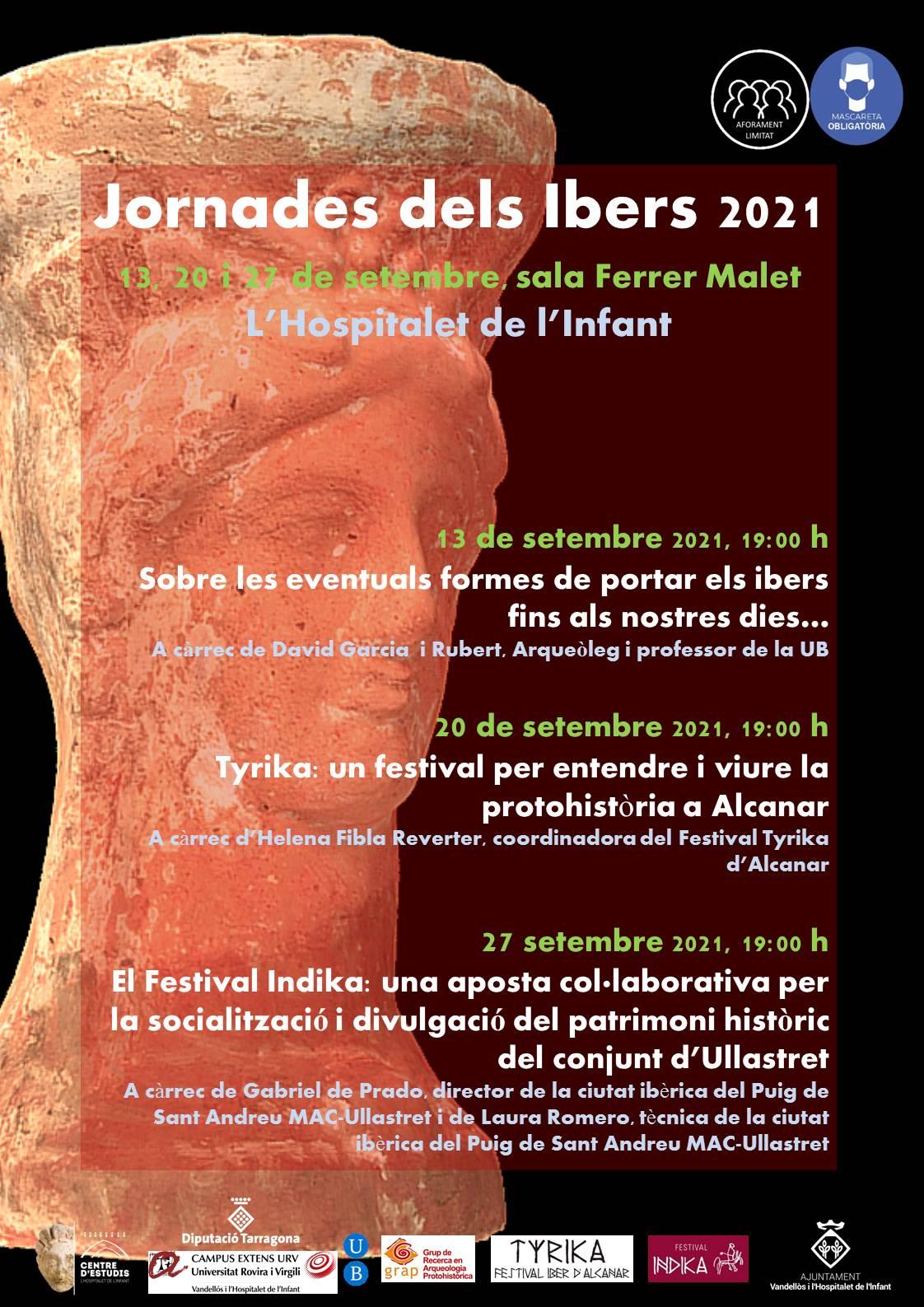 Jornades del Ibers 2021