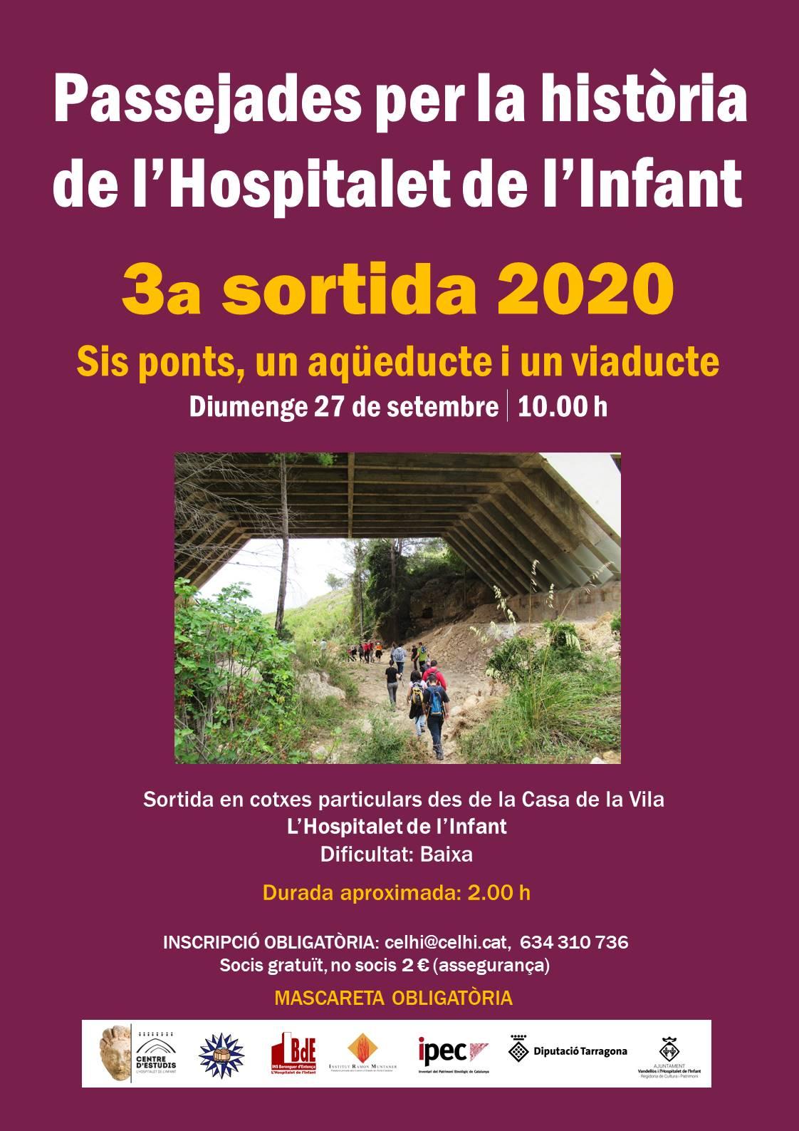 Passejades per la història de l'Hospitalet de l'Infant