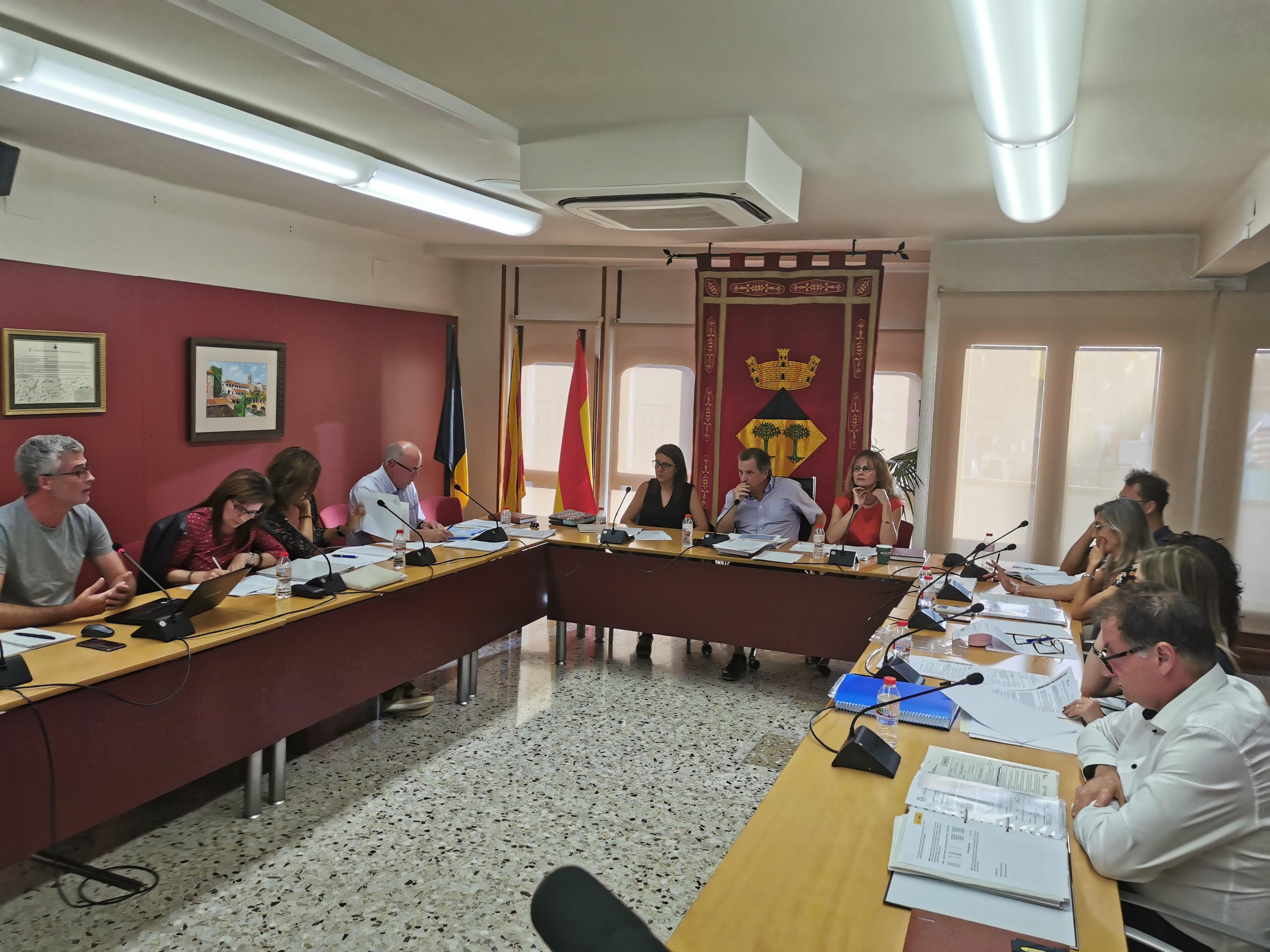 Acords més destacats de la sessió plenària del 25 de setembre