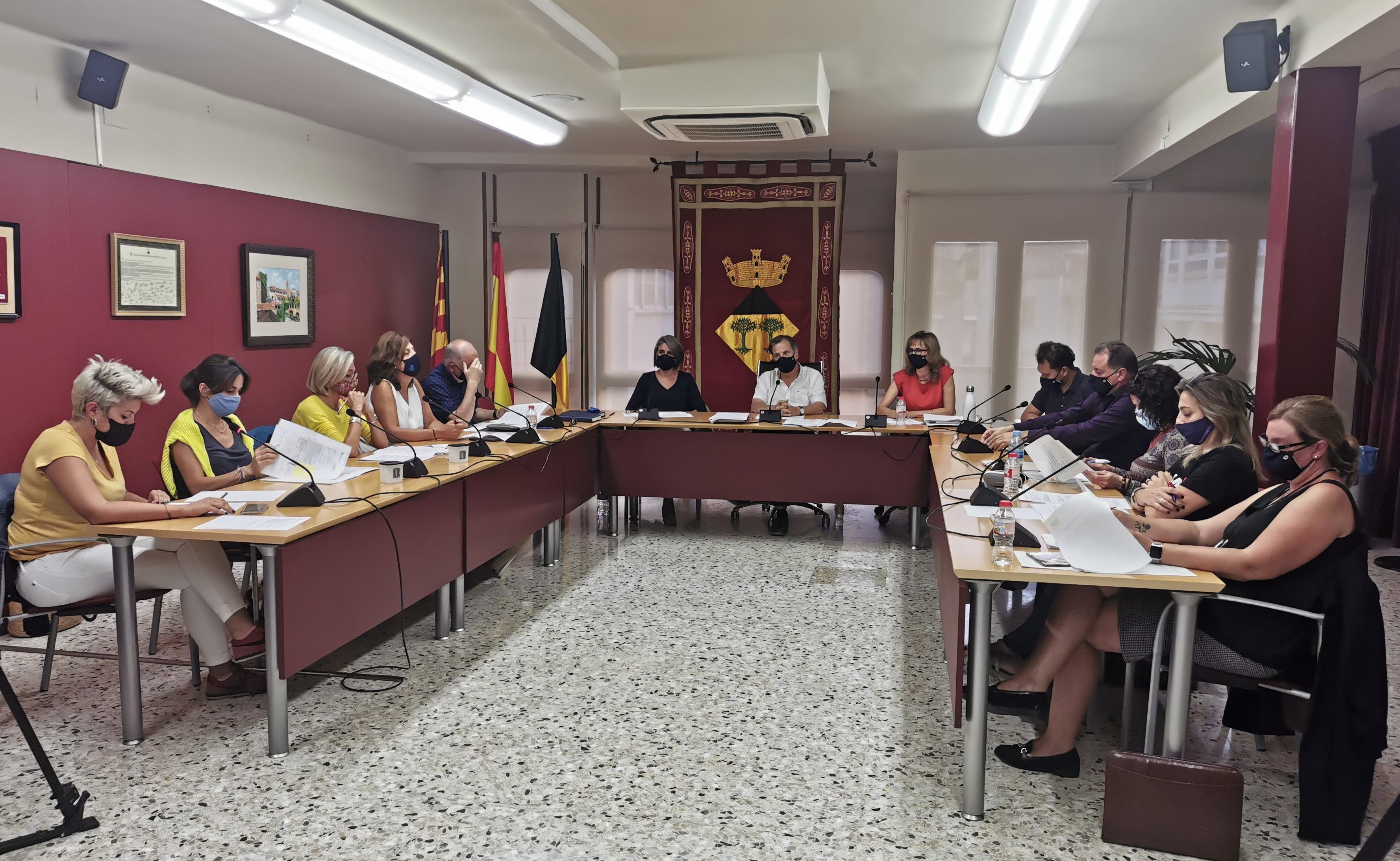 Aprovat definitivament el Reglament Orgànic Municipal de l'Ajuntament de Vandellòs i l'Hospitalet de l'Infant
