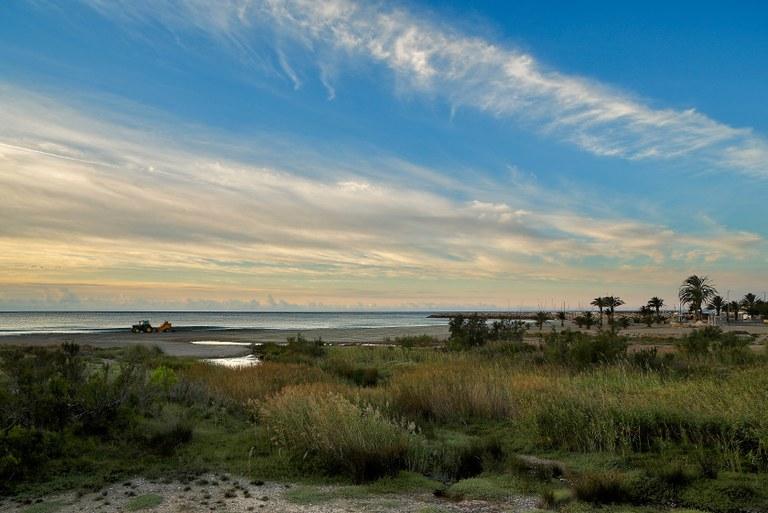 La Platja de la Punta del Riu