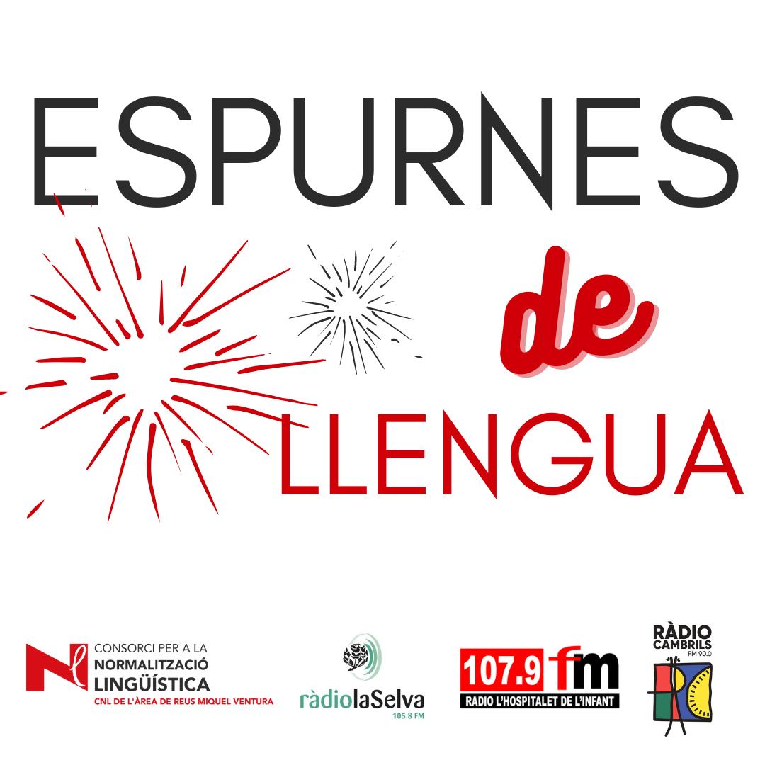 """Cinquena temporada del programa radiofònic """"Espurnes... de llengua"""""""