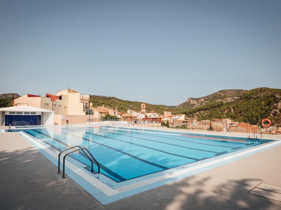 El dimecres 23 de juny s'obriran les piscines municipals de Vandellòs, Masboquera i Masriudoms
