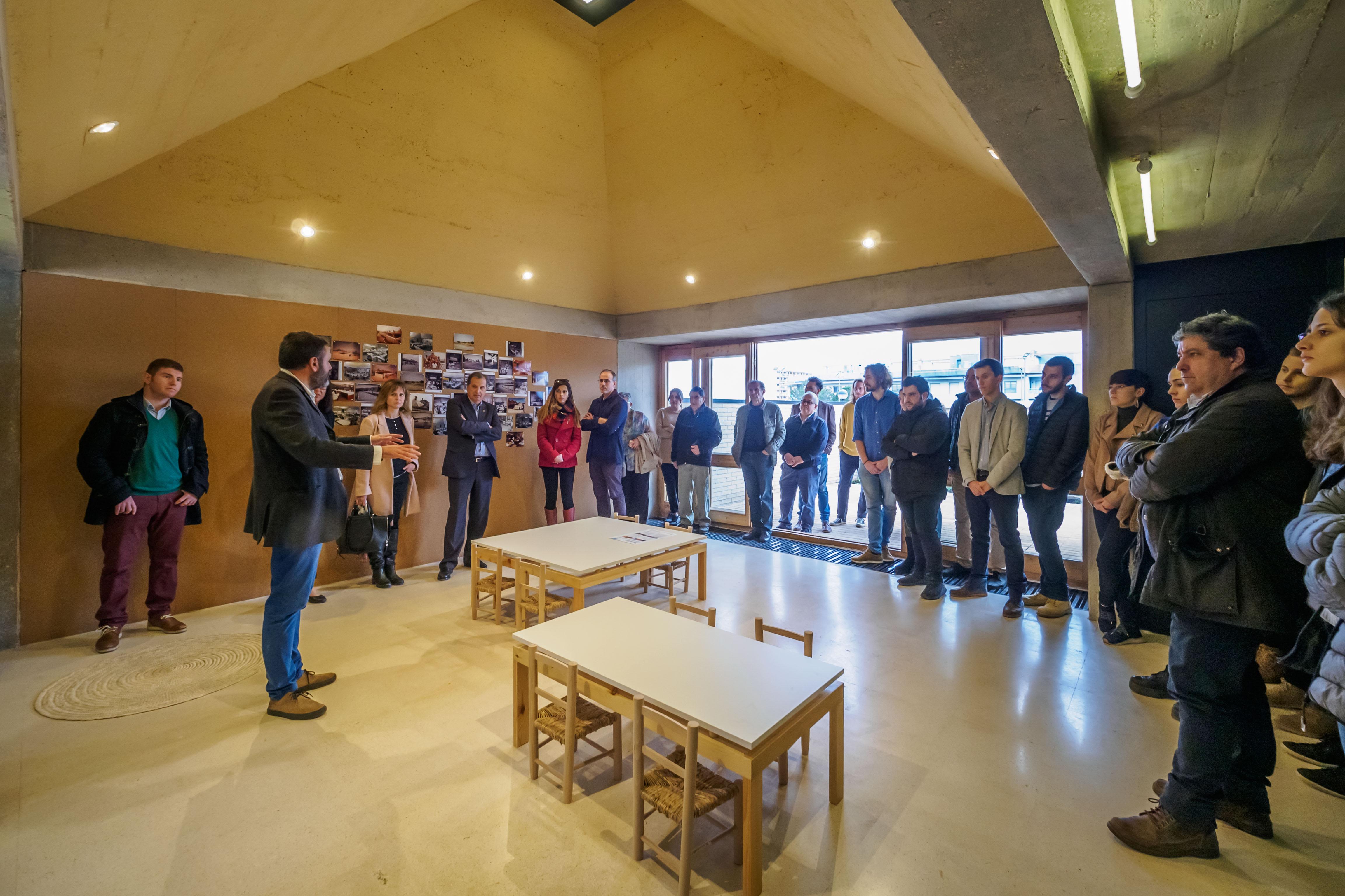 El Petit Museu Escola Àster Antonio Bonet obre portes a l'Hospitalet de l'Infant