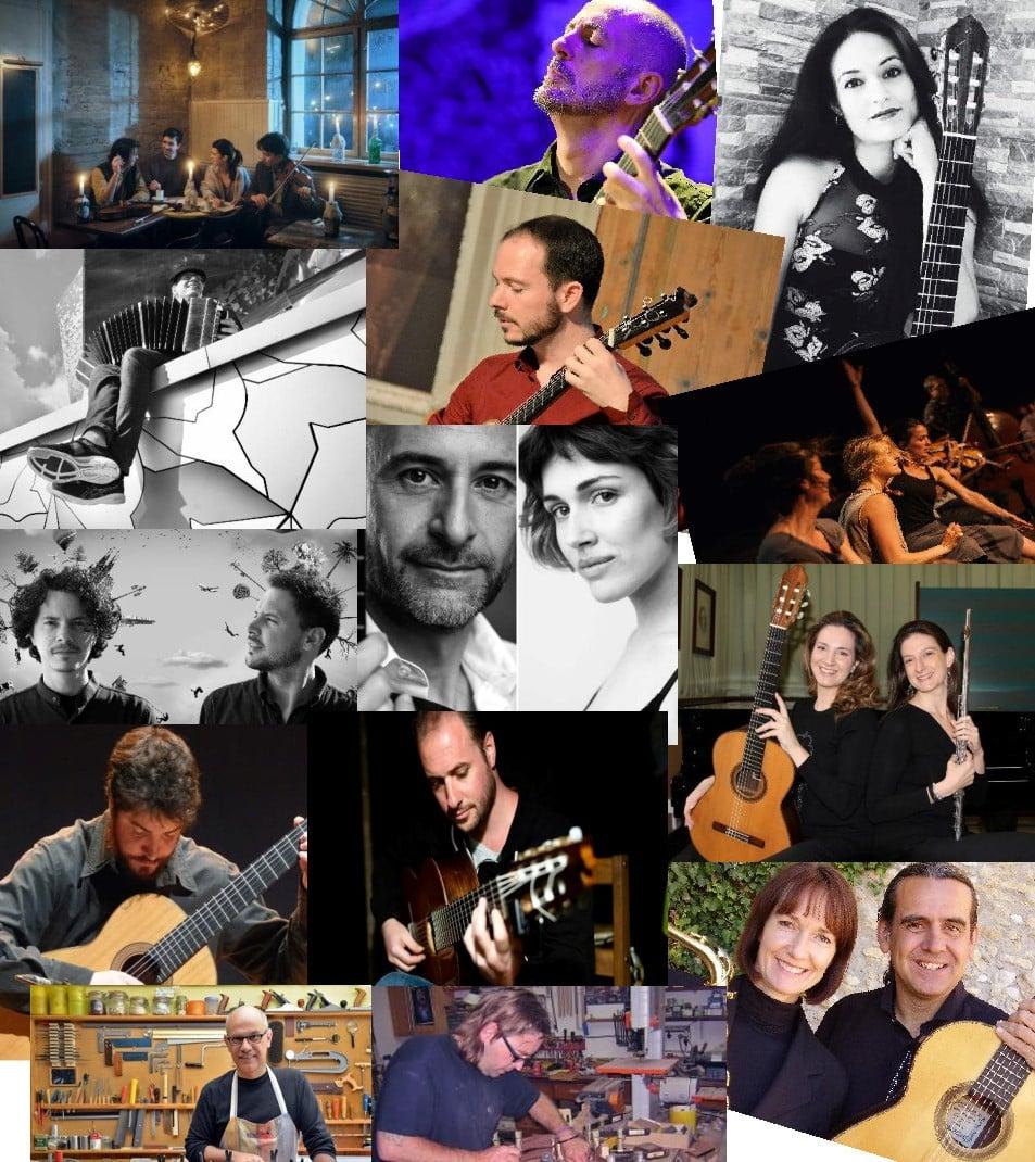 Ja estan a a la venda les entrades per al IV Festival Internacional de Guitarra de l'Hospitalet de l'Infant