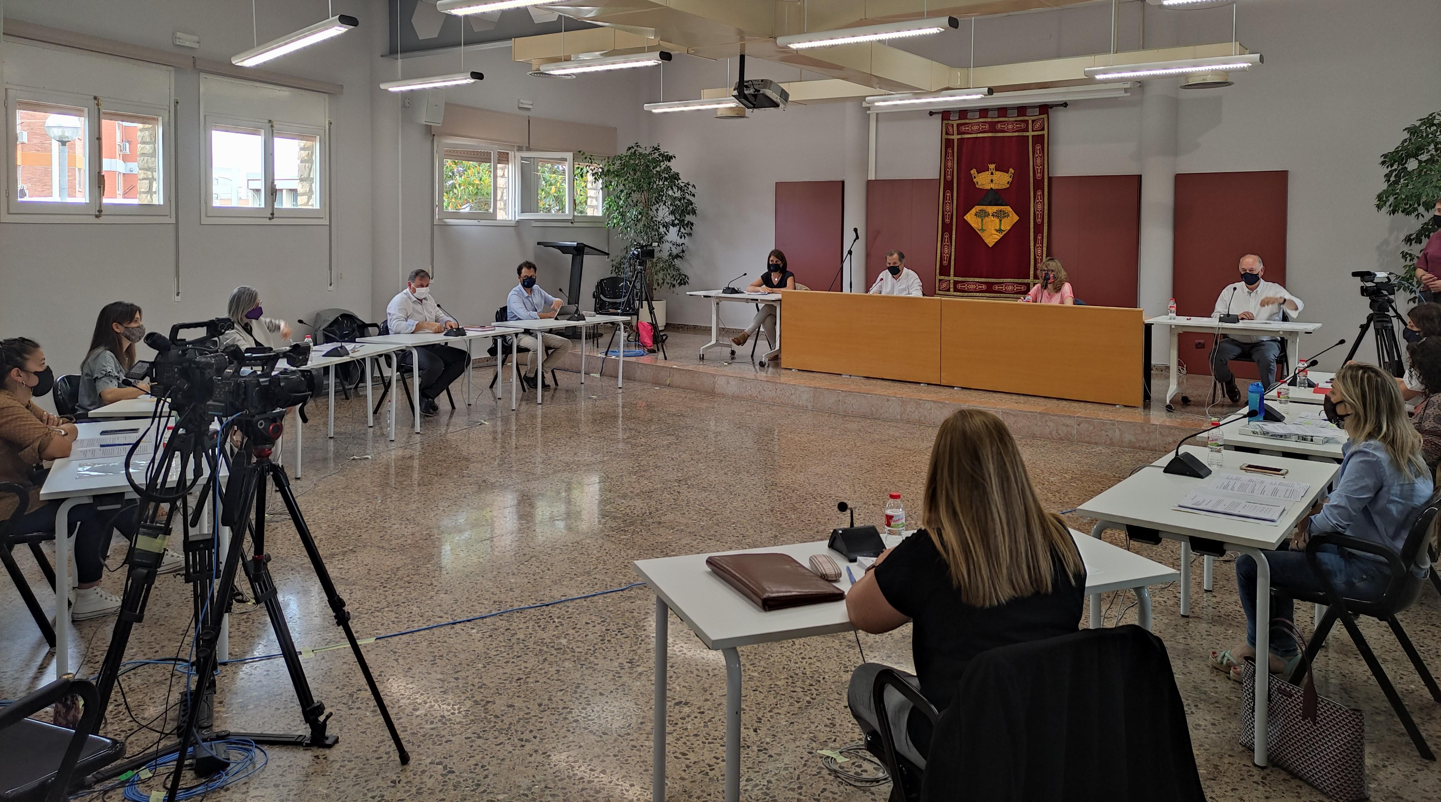 L'Ajuntament de Vandellòs i l'Hospitalet de l'Infant aprova definitivament l'ordenança que regula la taxa per estacionament de vehicles en determinades zones