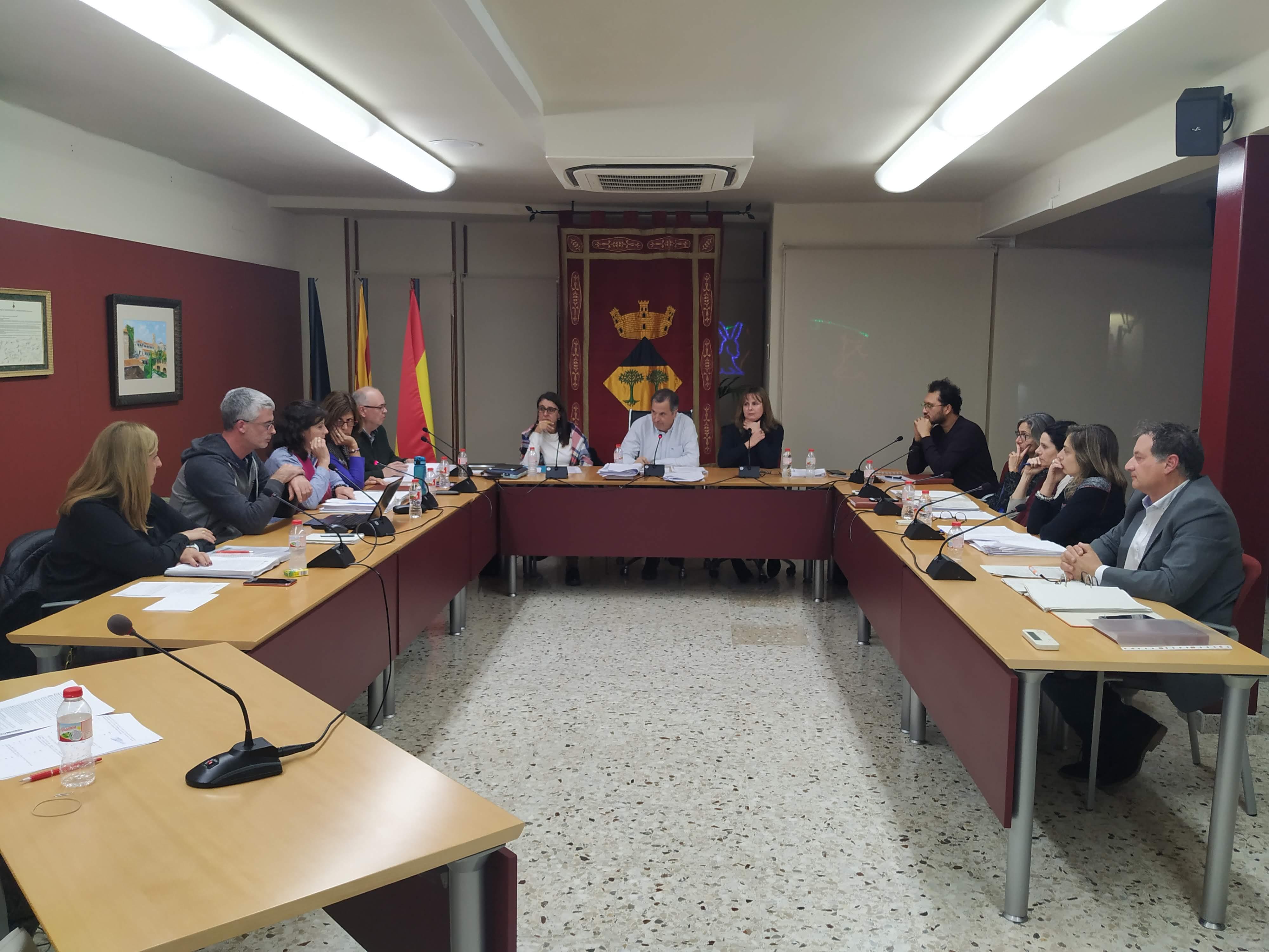 L'Ajuntament de Vandellòs i l'Hospitalet de l'Infant aprova un pressupost de més de 19 milions d'euros per al 2020