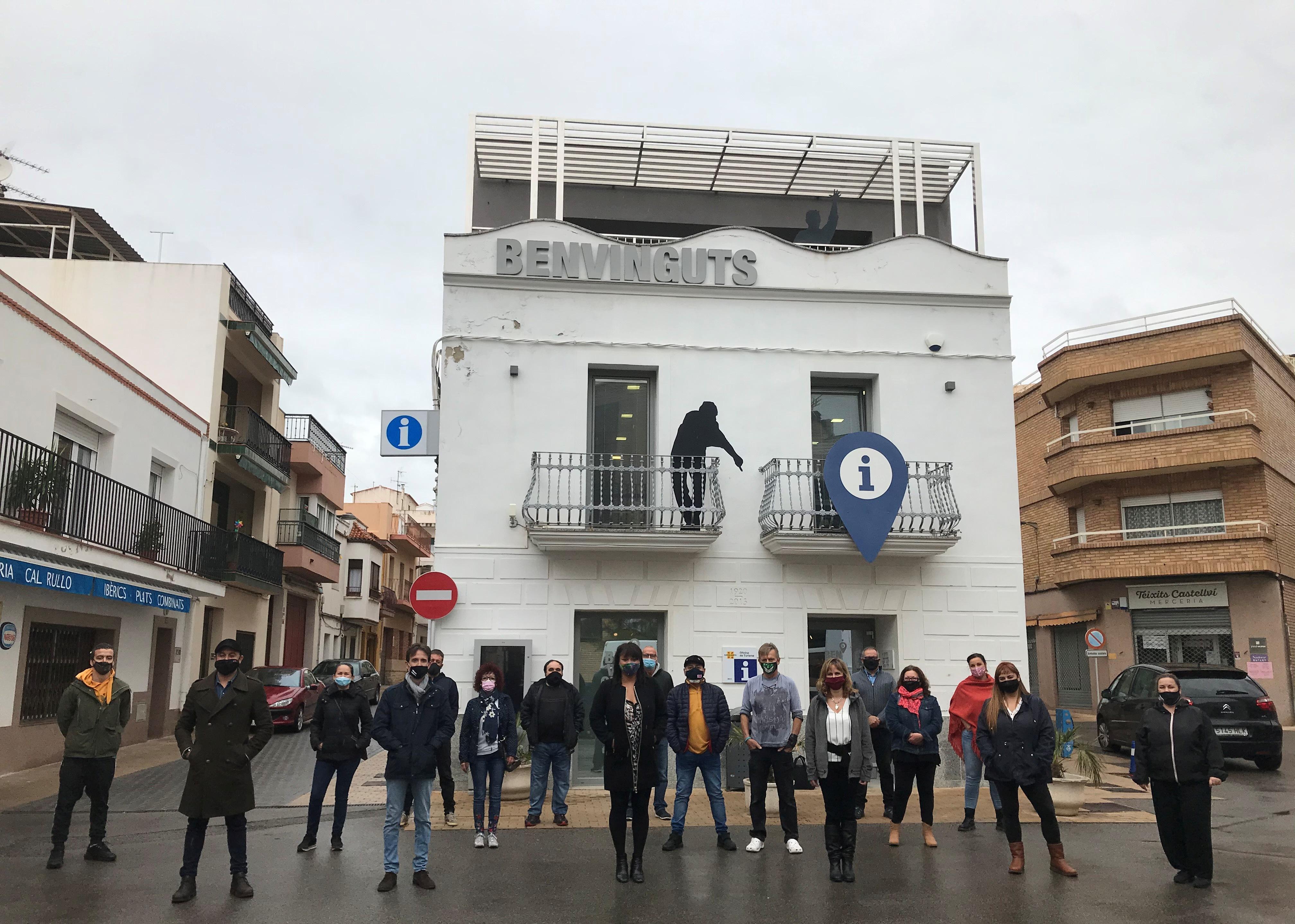 L'Ajuntament de Vandellòs i l'Hospitalet de l'Infant dona suport al sector de la restauració local
