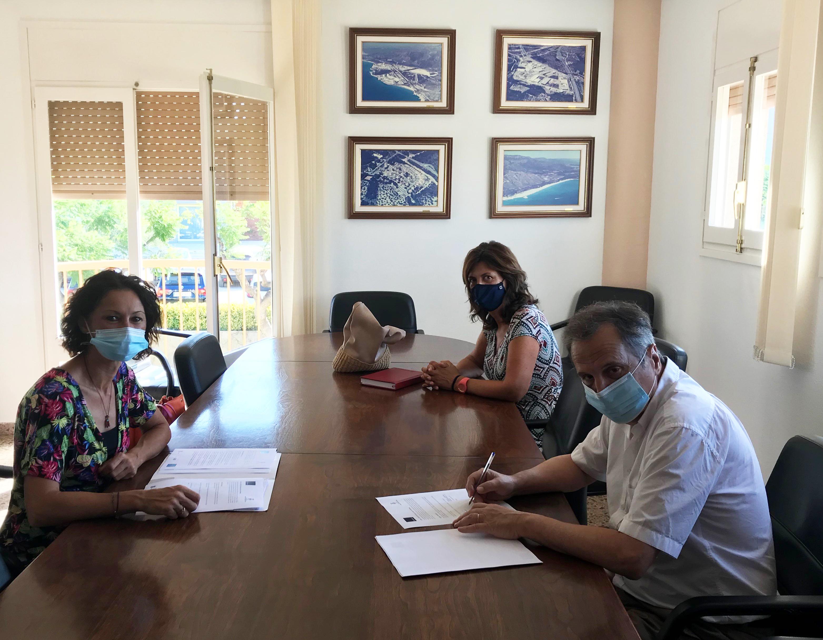L'Ajuntament de Vandellòs i l'Hospitalet de l'Infant i COMAIGUA col•laboren per ajudar els més necessitats a pagar l'aigua