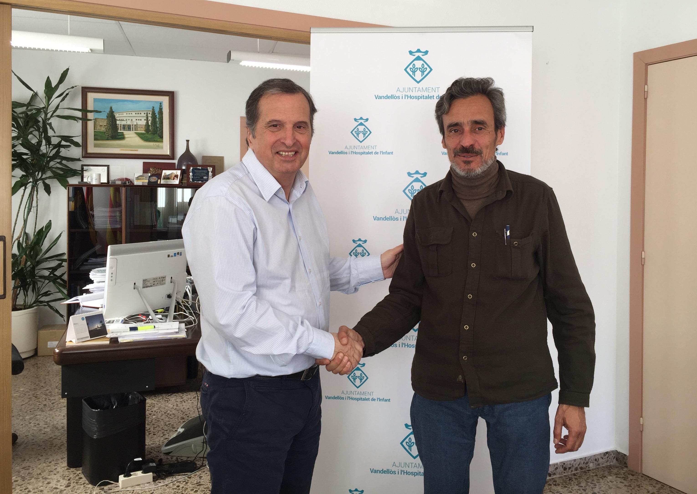 L'Ajuntament de Vandellòs i l'Hospitalet de l'Infant i el GEPEC-EdC s'alien per impulsar la conservació de l'àliga cuabarrada al municipi