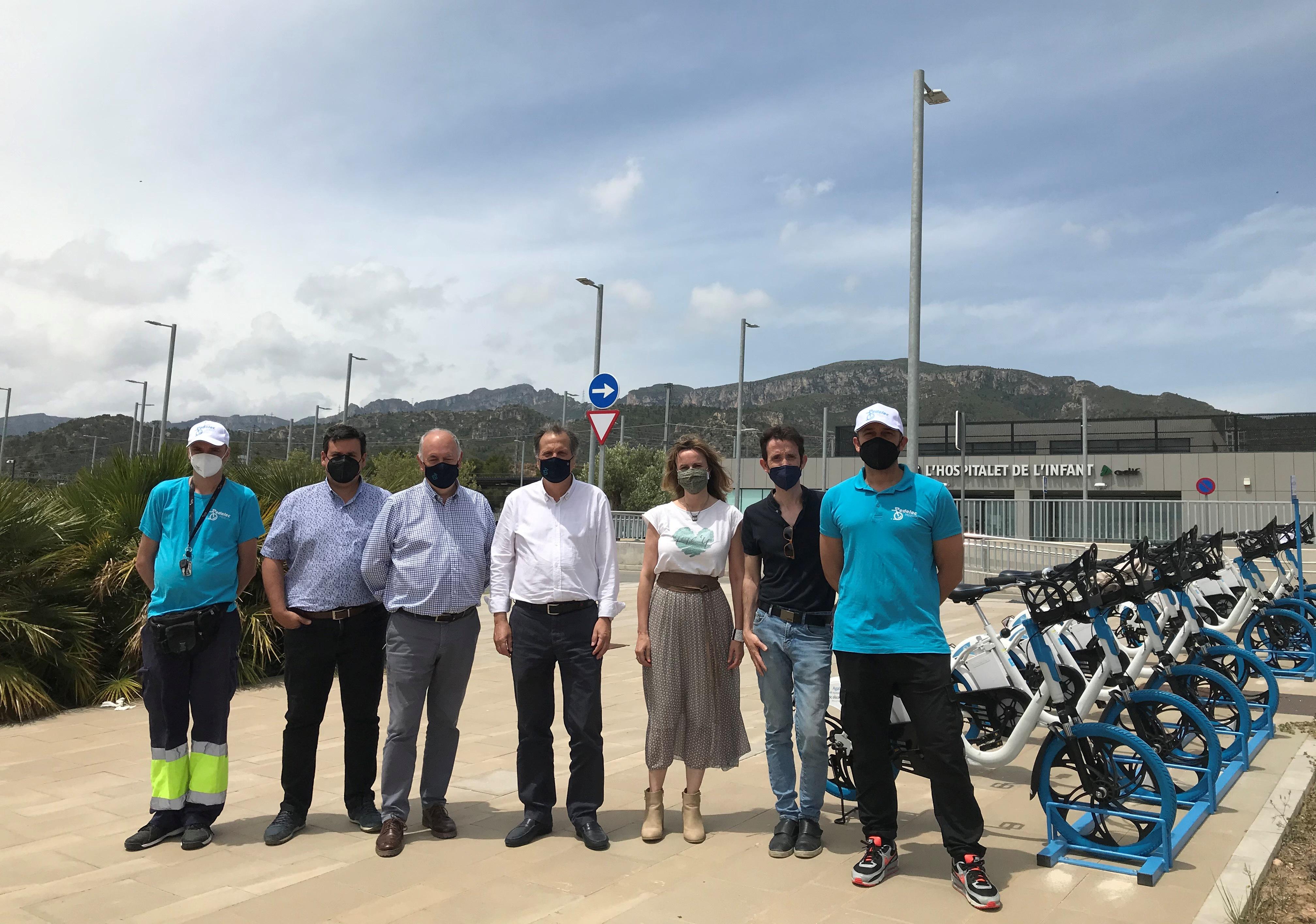 L'Hospitalet de l'Infant disposarà d'un servei públic de lloguer de bicicletes elèctriques a partir del 5 de juny