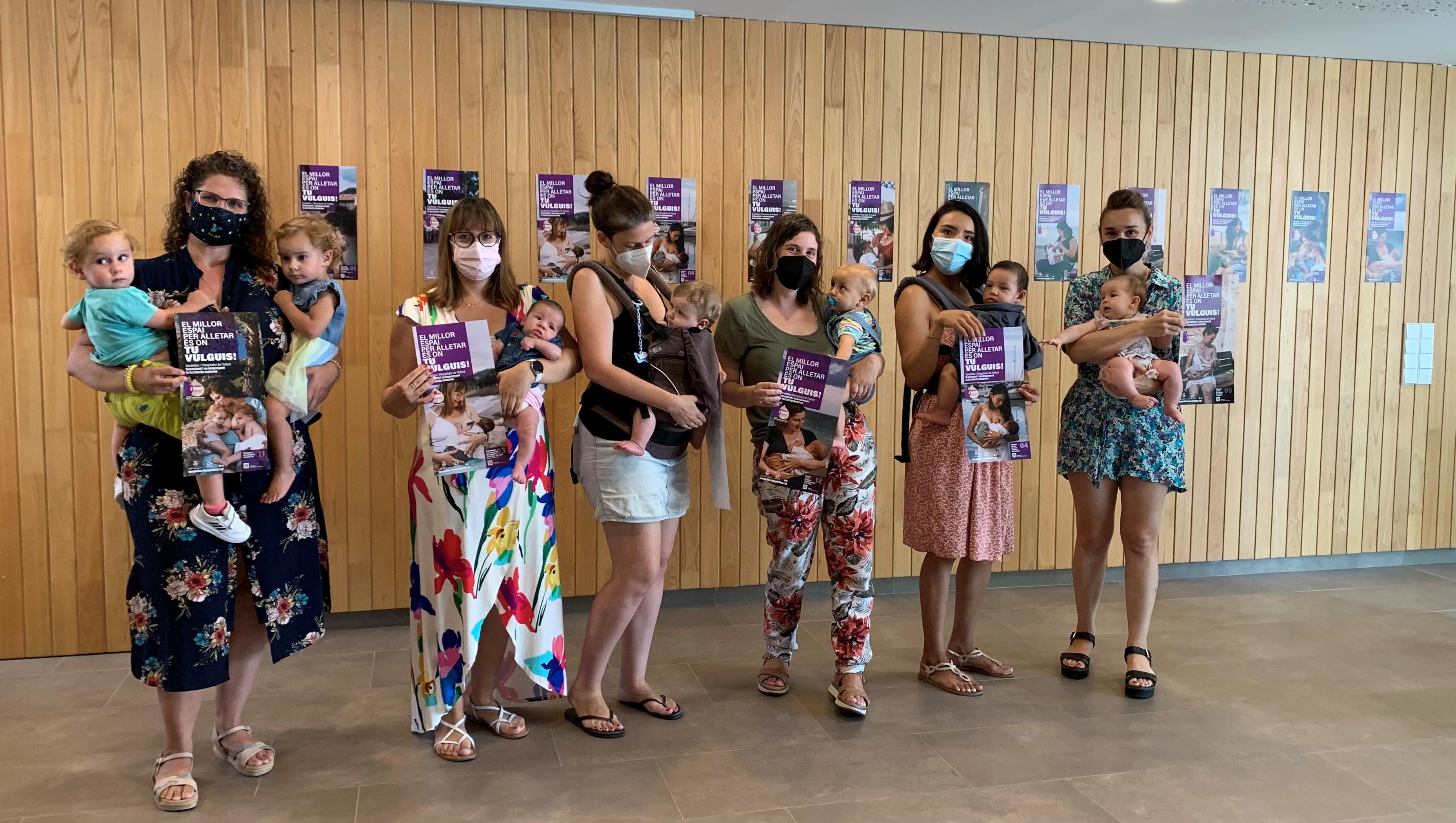 Quasi un centenar d'establiments de Vandellòs i l'Hospitalet de l'Infant s'han adherit ja a la campanya «Treu pit!» de l'Ajuntament