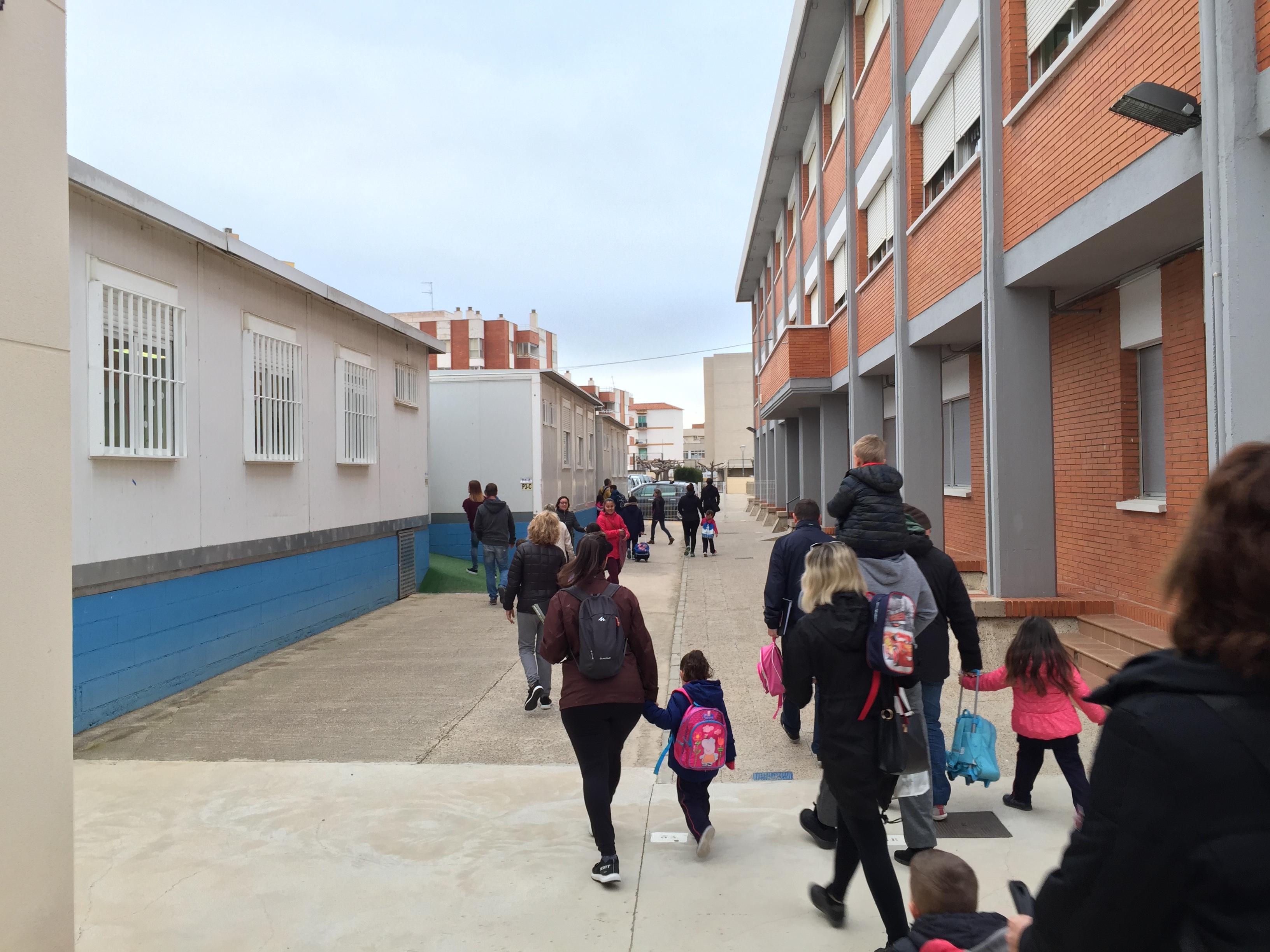 S'adjudica la redacció del projecte i direcció de les obres d'ampliació de l'Escola Mestral de l'Hospitalet de l'Infant