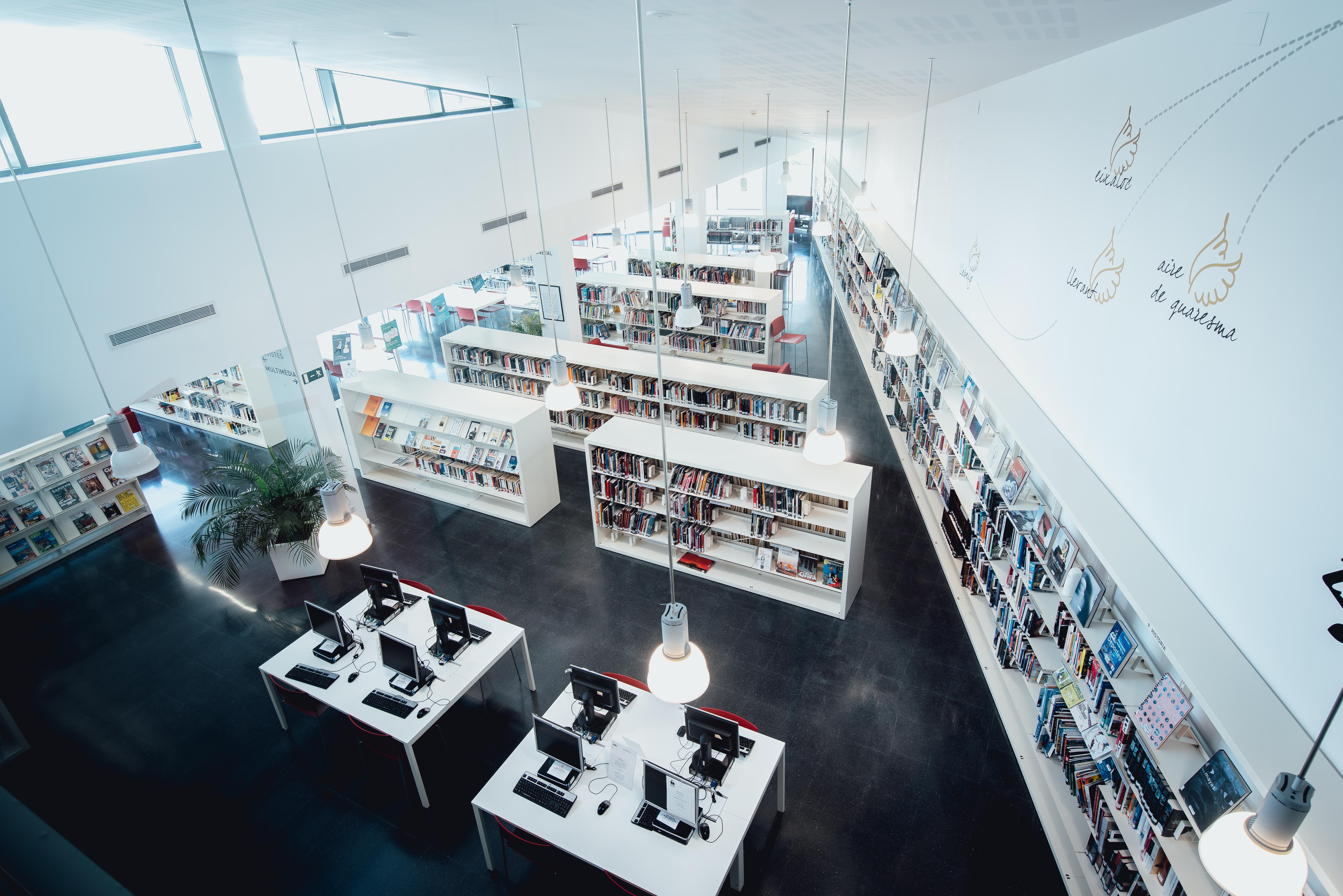Biblioteca Infant Pere