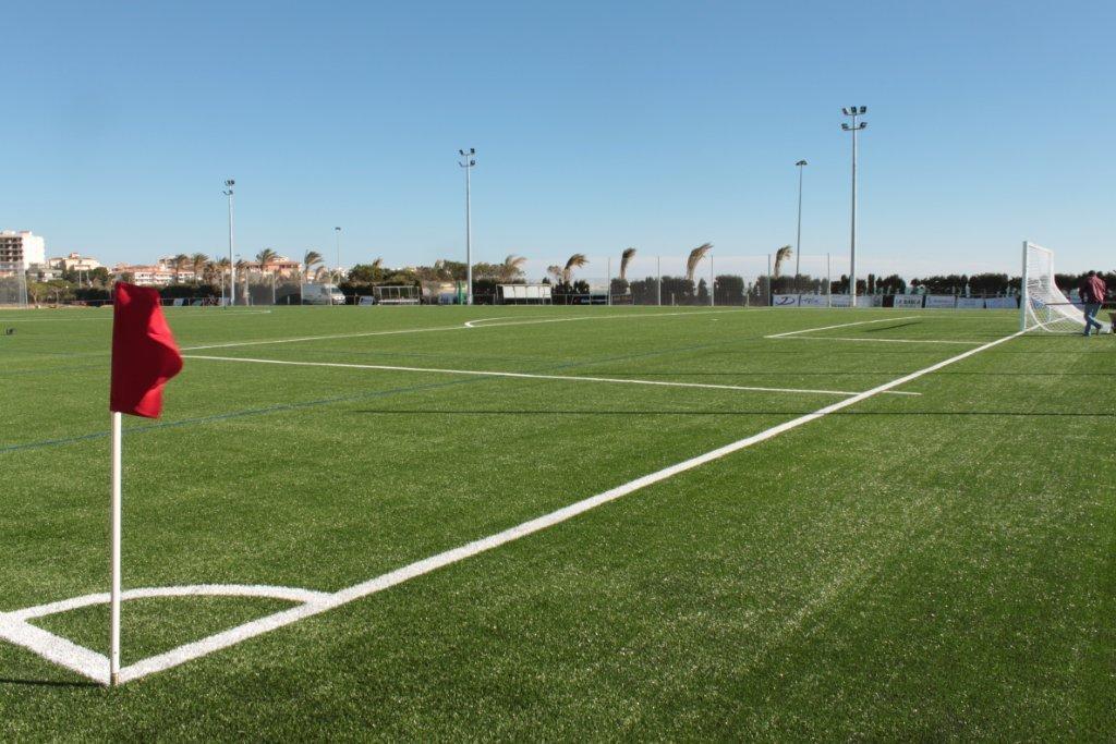 Camp de futbol de l'Arenal