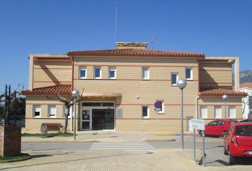 Centre Assistència primaria (Cap de l'Hospitalet de l'Infant)