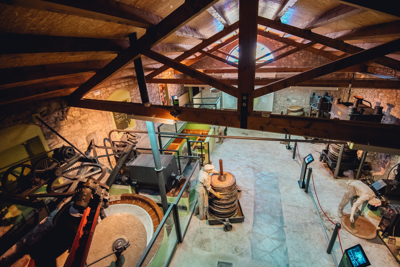 Centre d'interpretació de l'Oli (Molí de Vandellòs)