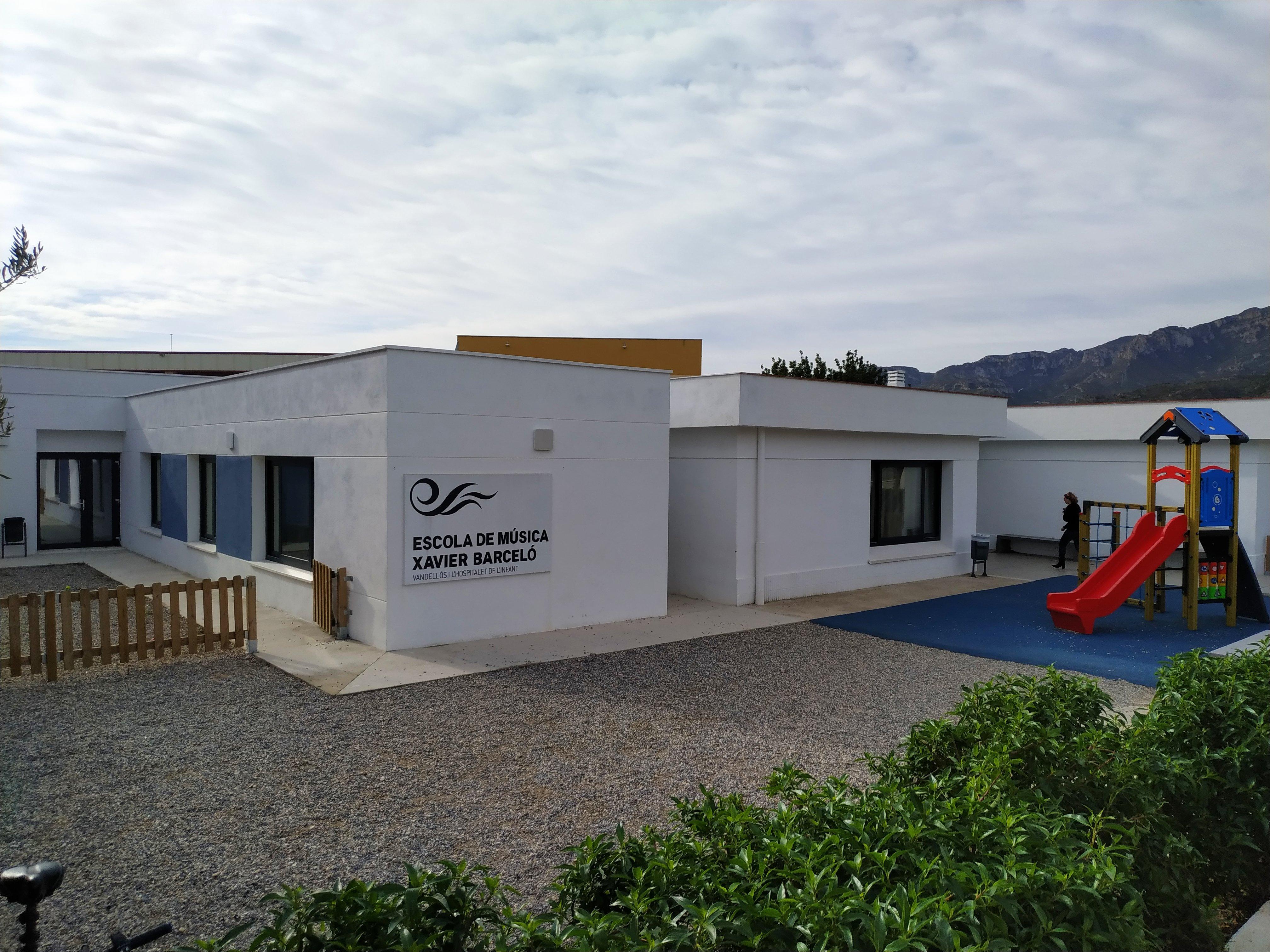 Escola de música Xavier Barceló