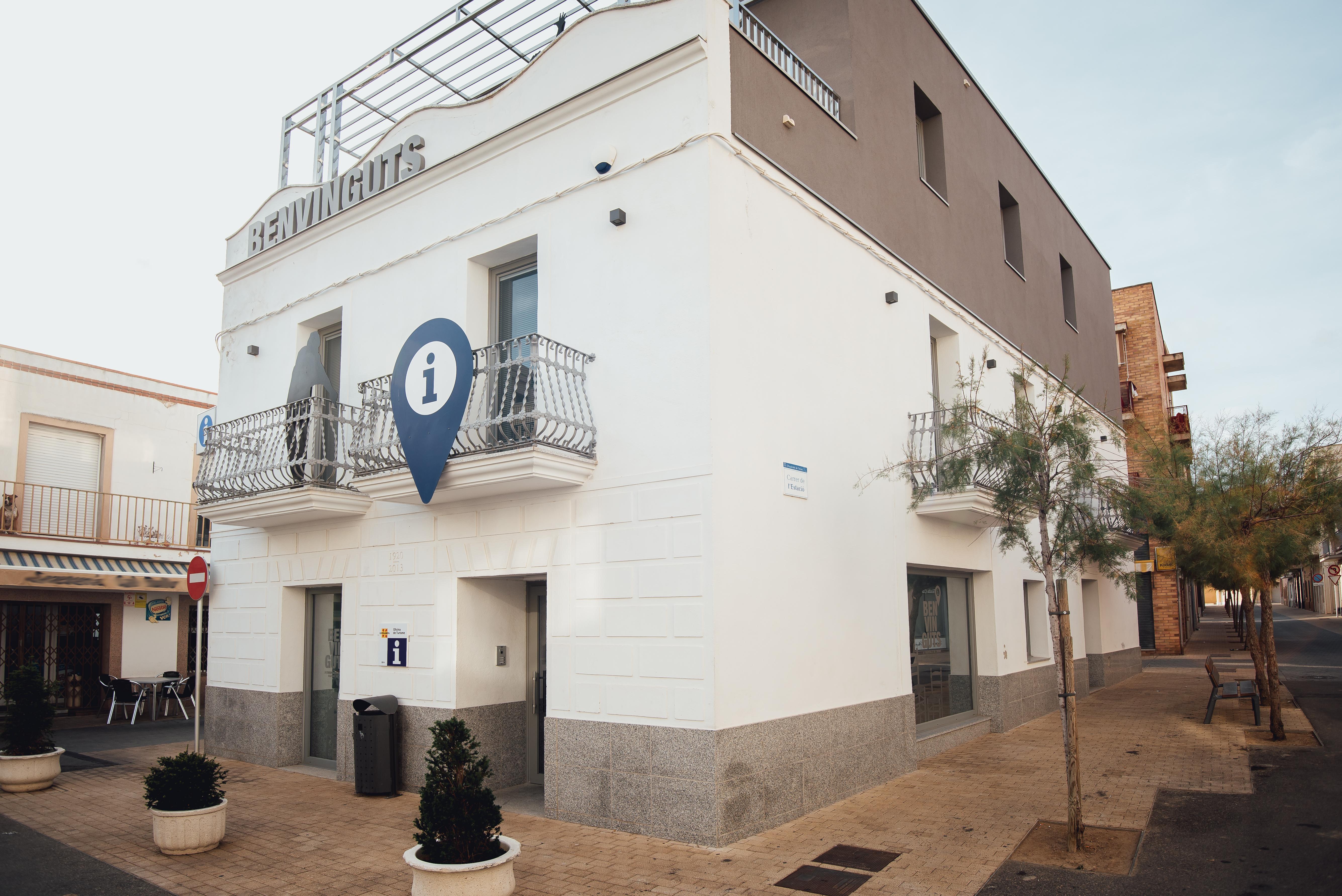 Oficina central de Turisme Cal Forn