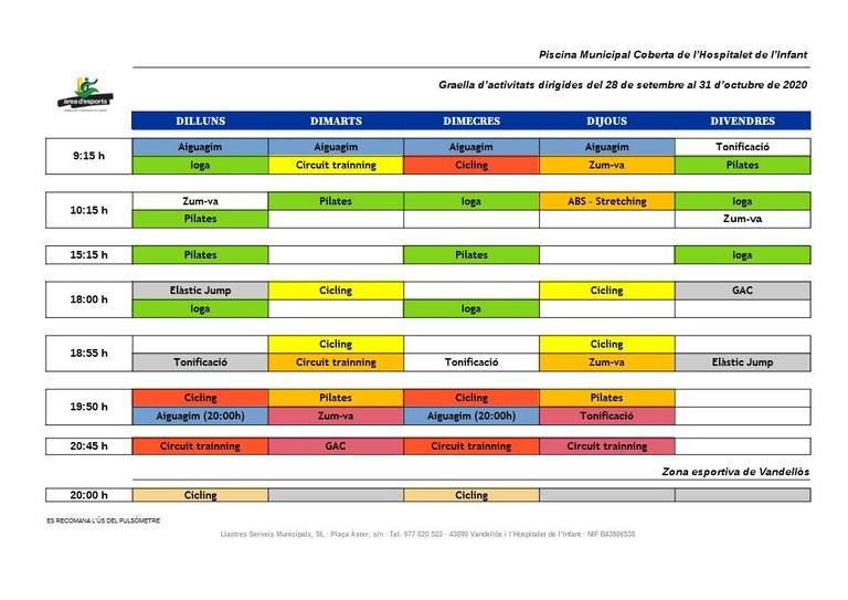 Graella d'activitats dirigides OCTUBRE 2020.jpg