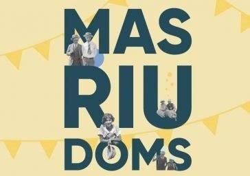 Logo Comissió Festes MasriuFest