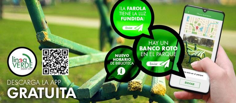 App Línea Verde