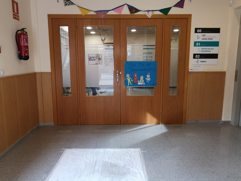 Hall d'entrada