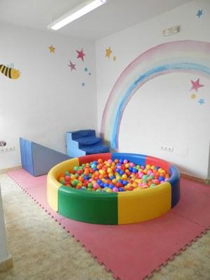 Sala de jocs infantil