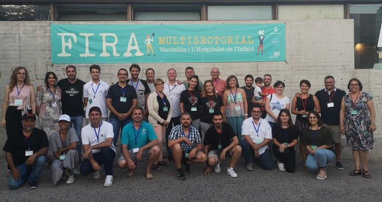 Participants de la Fira Multisectorial