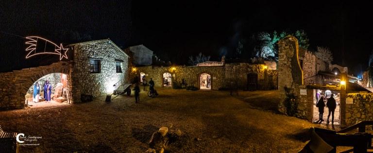 El Pessebre dels Estels se celebra a la Masia de Castelló