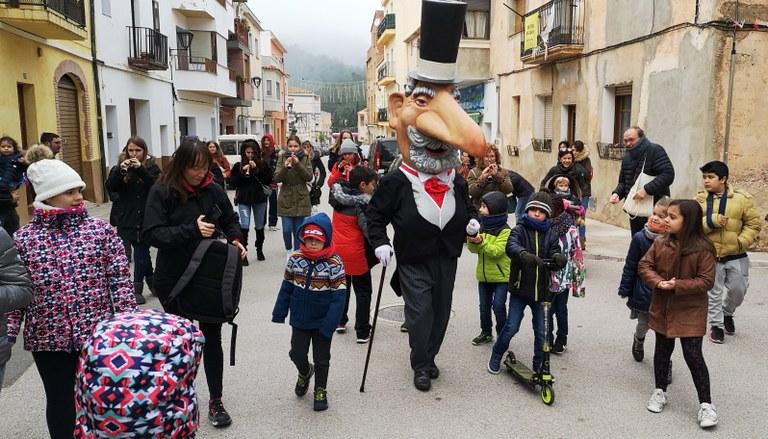 L'Home dels Nassos a Vandellòs