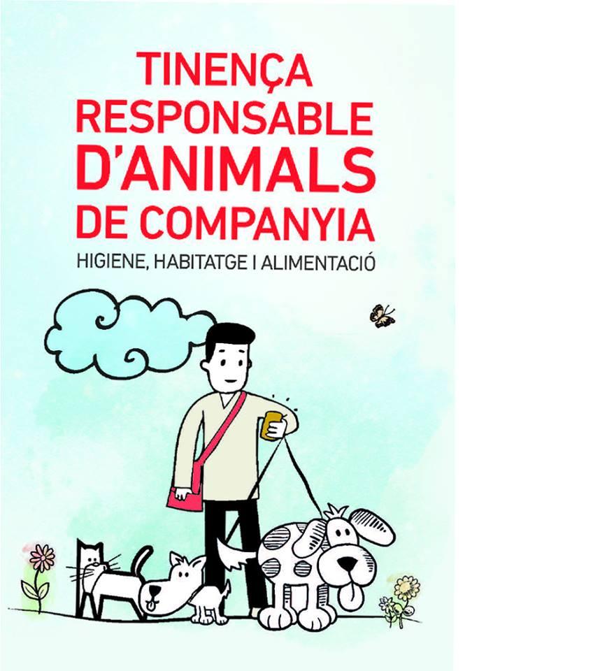 Tinença responsable d'animals de companyia