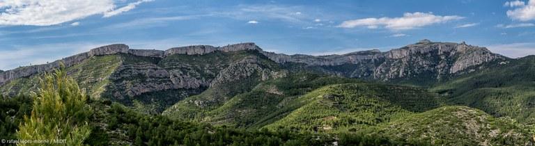 Camí de Mestral - Serra de Llaberia